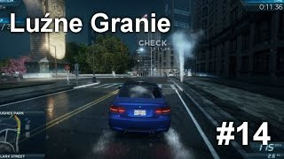 Luźne Granie| Need for Speed Most Wanted| Lama powraca!!!| #14