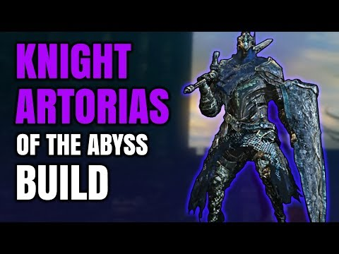 Dark Souls Remastered - Knight Artorias The Corrupted Build (PvP/PvE) - Cosplay Build
