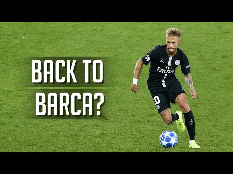 Why BARCELONA want NEYMAR back...