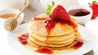 Оладьи! Вкусный завтрак из Оладьи! Рецепт Оладушек пальчики оближешь! Готовим Оладьи дома!