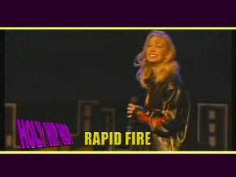 Rapid Fire Live at Holy Hip Hop Awards