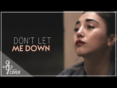 Клип Alex G - Don't Let Me Down