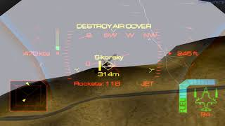 Eagle One: Harrier Attack - Mission 21 - Duel