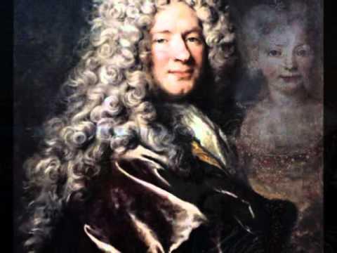 Marin Marais, 2/3 Caprice, Nicolas de Largillière. André Bouys