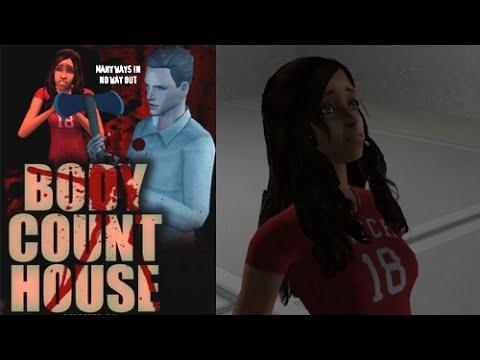 Body Count House | Sims 2 Horror Movie (2014) | Joe Winko