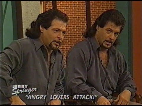 Jerry Springer funny moments