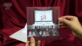 Свадебные приглашения САКУРА 5411