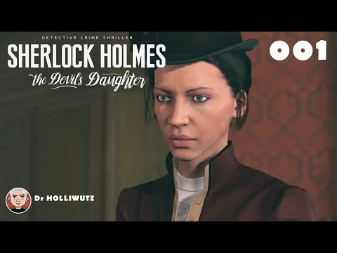 Sherlock Holmes #001 - Jagdgründe [XBO][HD] | Let's Play The Devil's Daughter