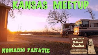 Camping With Friends @ Kansas Cimarron Grasslands