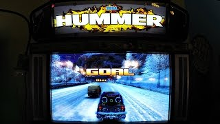 Hummer Car Racing Arcade Game Video With Kid Toy Hunting Gamers: #1 Ranking High Score