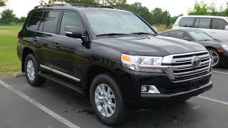 2016 Toyota Land Cruiser Full Tour & Start-up at Massey Toyota