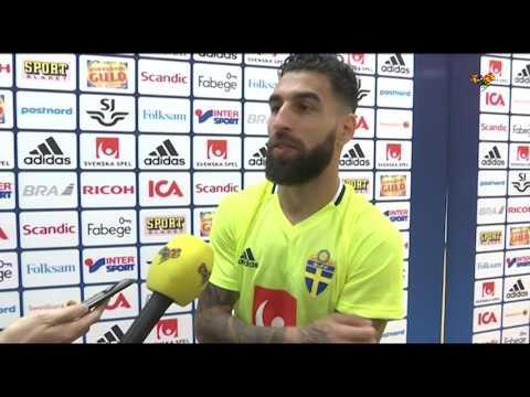 """Jimmy Durmaz: """"Zlatan har en plats kvar i matsalen"""""""
