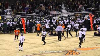Second Half - Louisa at Powhatan - Group AA, Division 4 football playoff game on 11-18-2011