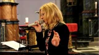 Hochzeitssängerin Annett http://www.annettmusic.de singt Aretha Fra...