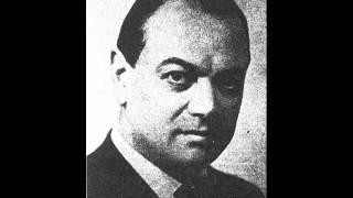 Francisco Canaro - Milonga de antaño,  1937