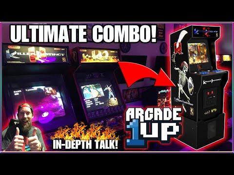 Arcade1Up Killer Instinct Arcade In-Depth Talk! Shoutout to John D! from TwistedGamingTV