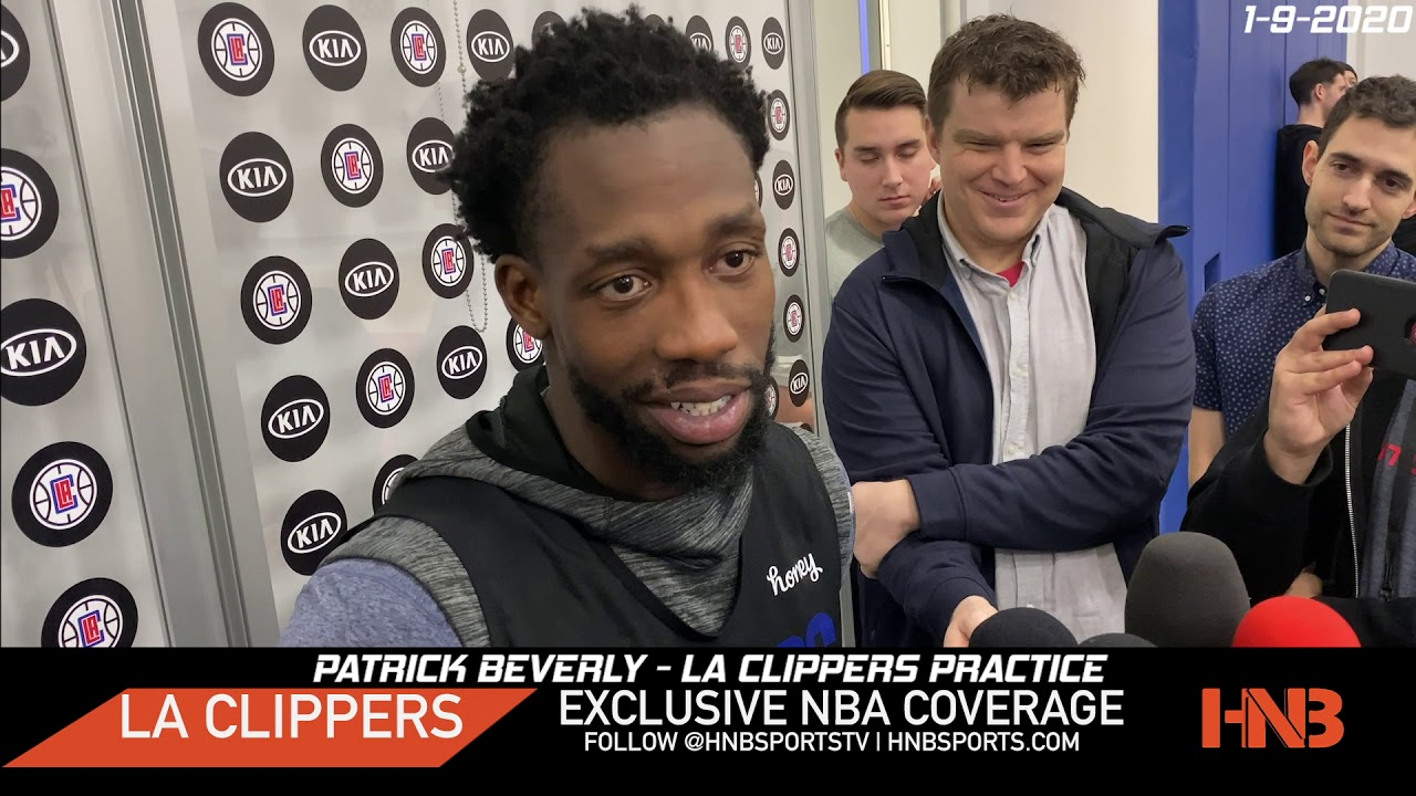 Report: Clippers' Patrick Beverley Will Take Part in 2020 NBA Skills ...