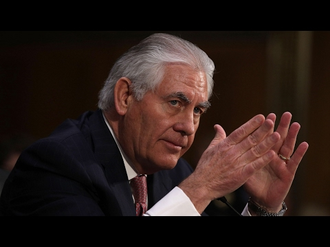Tillerson won't make Keystone Pipeline decisions