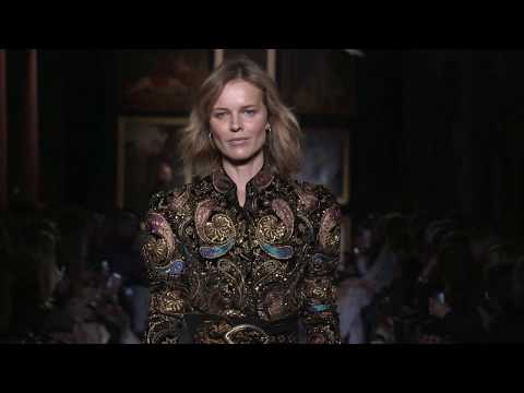 ETRO Women's Fall-Winter collection 2020/21 fashion show