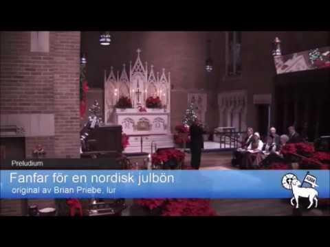 Nordic Christmas Music at Augustana Bring Holiday Cheer!