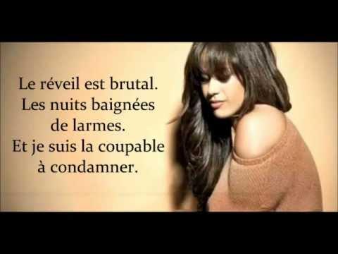 Amel Bent  Le droit à Lerreur, Paroles