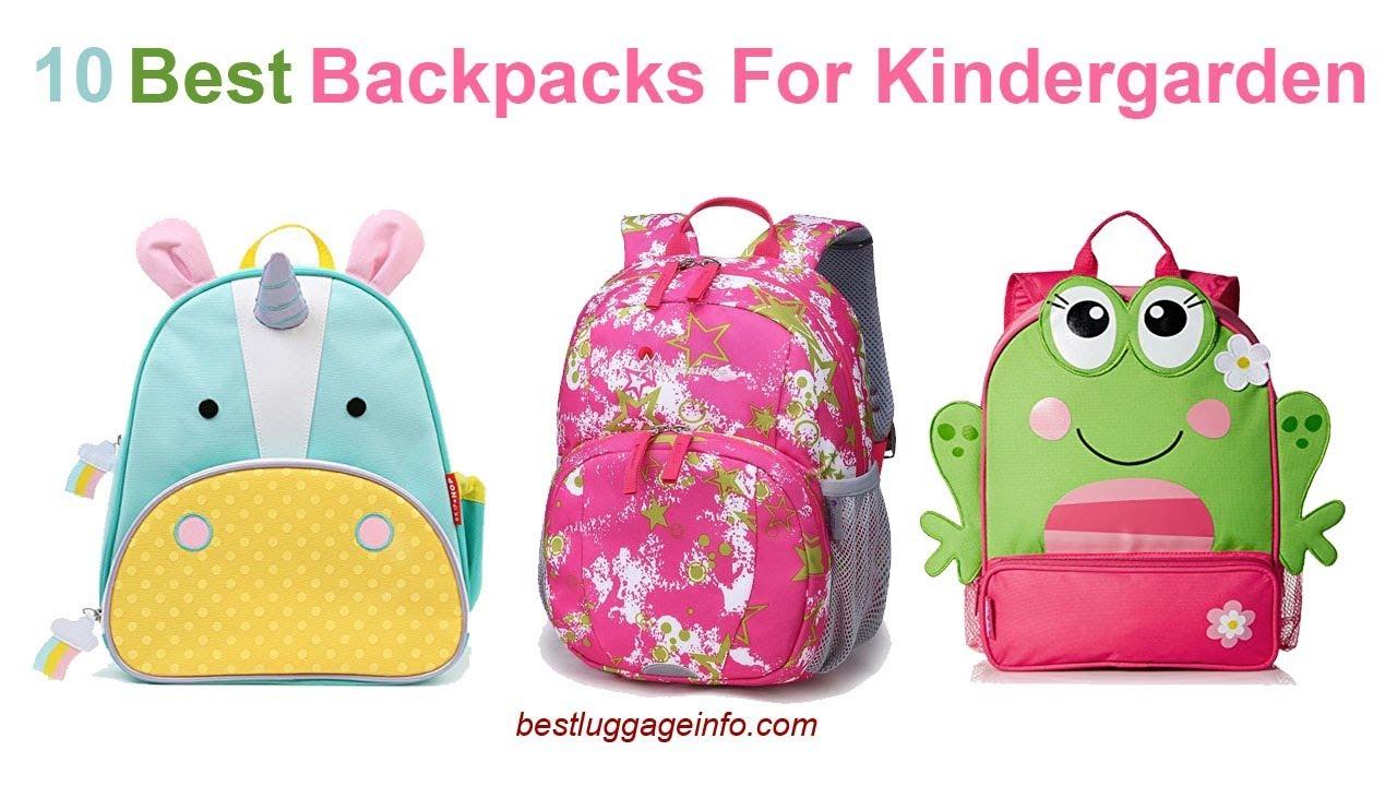 maxresdefault - Best Backpack For Kindergarten
