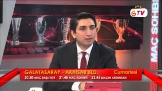 GSTV   Galatasaray - Akhisar Bld. Maç Günü / Tanıtım