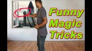Funny Magic Tricks   Shah's Edited Video   Super Video Editing