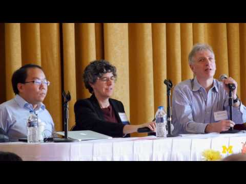 2016 MIDAS Symposium | Panel Discussion: Data Science in Transportation