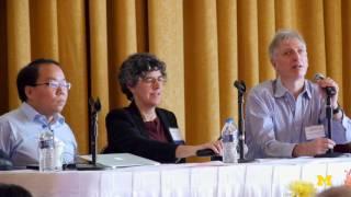 2016 MIDAS Symposium | Panel Discussion: Data Science in Transportation