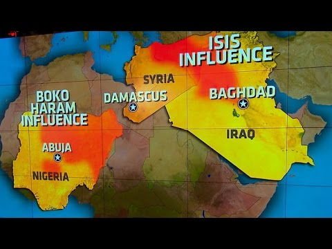 "Boko Haram's new allegiance to ISIS ""major advance"" for terror brand"