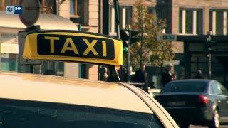 Ortskenntnisprüfung für Taxifahrer in Frankfurt