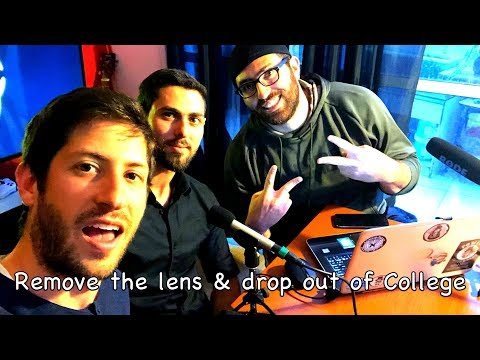 Remove the lens, drop out of college, and get acquired by Nike   EP 14