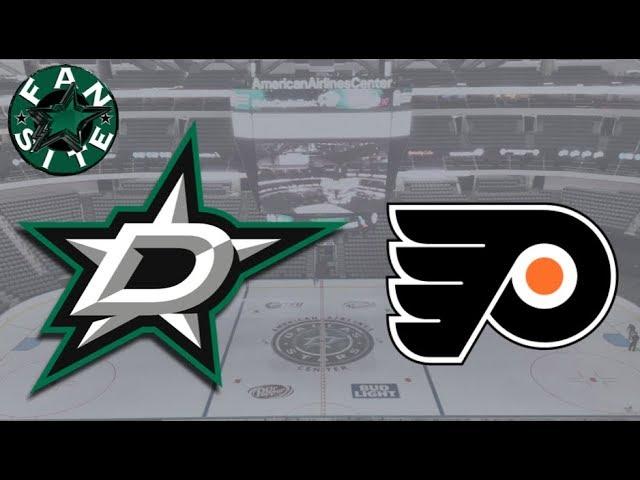 Dallas Stars vs Philadelphia Flyers | 27 Mar 2018