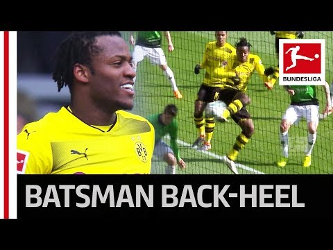Batshuayi's Sensational Back-Heel Volley Wins It For Dortmund