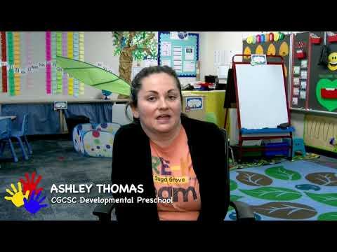 CGCSC Developmental Preschool Teacher: Ashley Thomas