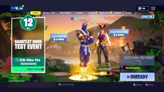 Gauntlet Duos with FuTuRe_Wolf