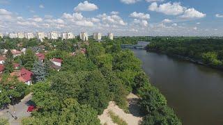 Mokotów. Jeziorko Czerniakowskie - materiał Urzędu Dzielnicy Mokotów