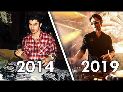 How KSHMR's Music Has Changed Over Time (2014 - 2019)