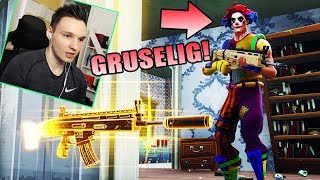 EST-CE NOUVEAU CLOWN SKIN CREEPY OU HORNY ?? Fortnite Bataille Royale