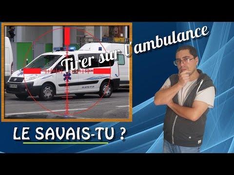 [Le savais-tu?] - Expressions populaires - : Tirer sur l'ambulance