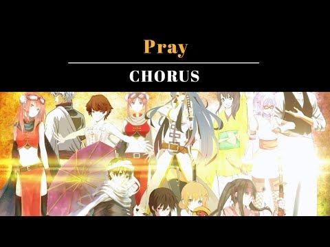 【12人】Pray - Tommy Heavenly6 「 HBD Kerri 」