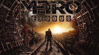 Metro Exodus. Второе прохождение #5. Играем на плохой конец.