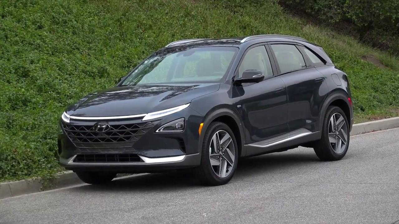 2019 Hyundai NEXO Exterior Design