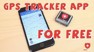 GPS Tracker Tracking App for Android/Iphone for free!