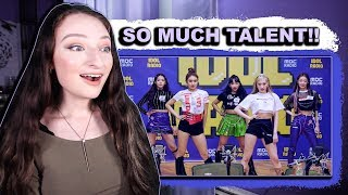 SECRET NUMBER 시크릿넘버 - Holiday Choreography Reaction!! Idol R…