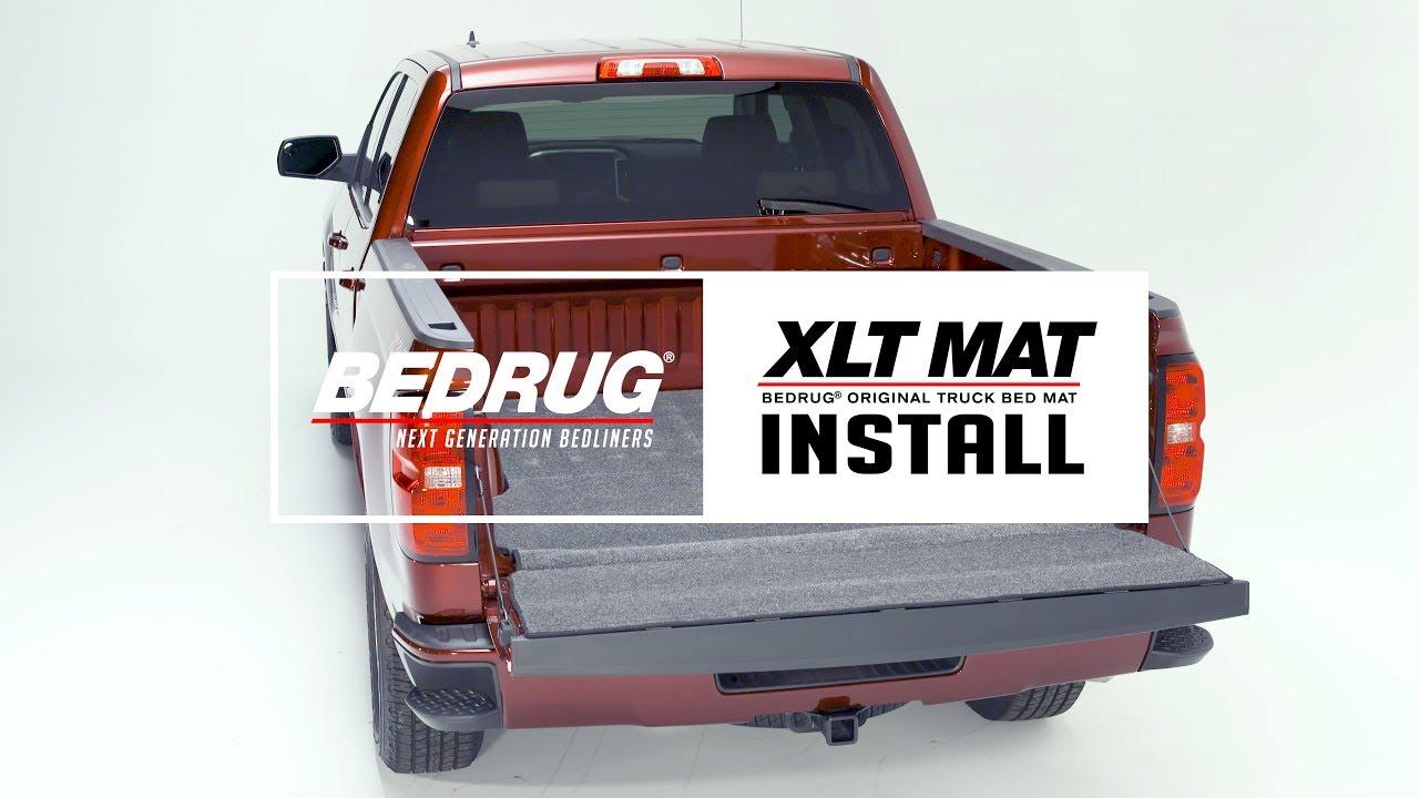 BedRug IMPACT Mat IMQ15SBS fits 15 F-150 65 BED