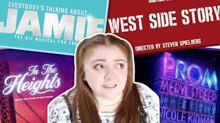upcoming movie musicals!