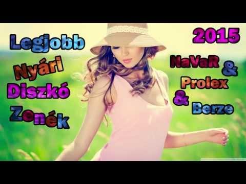 Legjobb Magyar  Nyári Diszkó Zenék 2015 #2