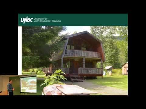 "Rob Bryce, Kelsey Wiebe, Ken Newman - ""Ghost Towns of Northwest BC from Past to Present"""
